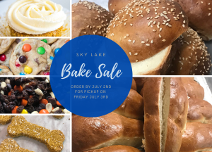July 3rd Bake Sale