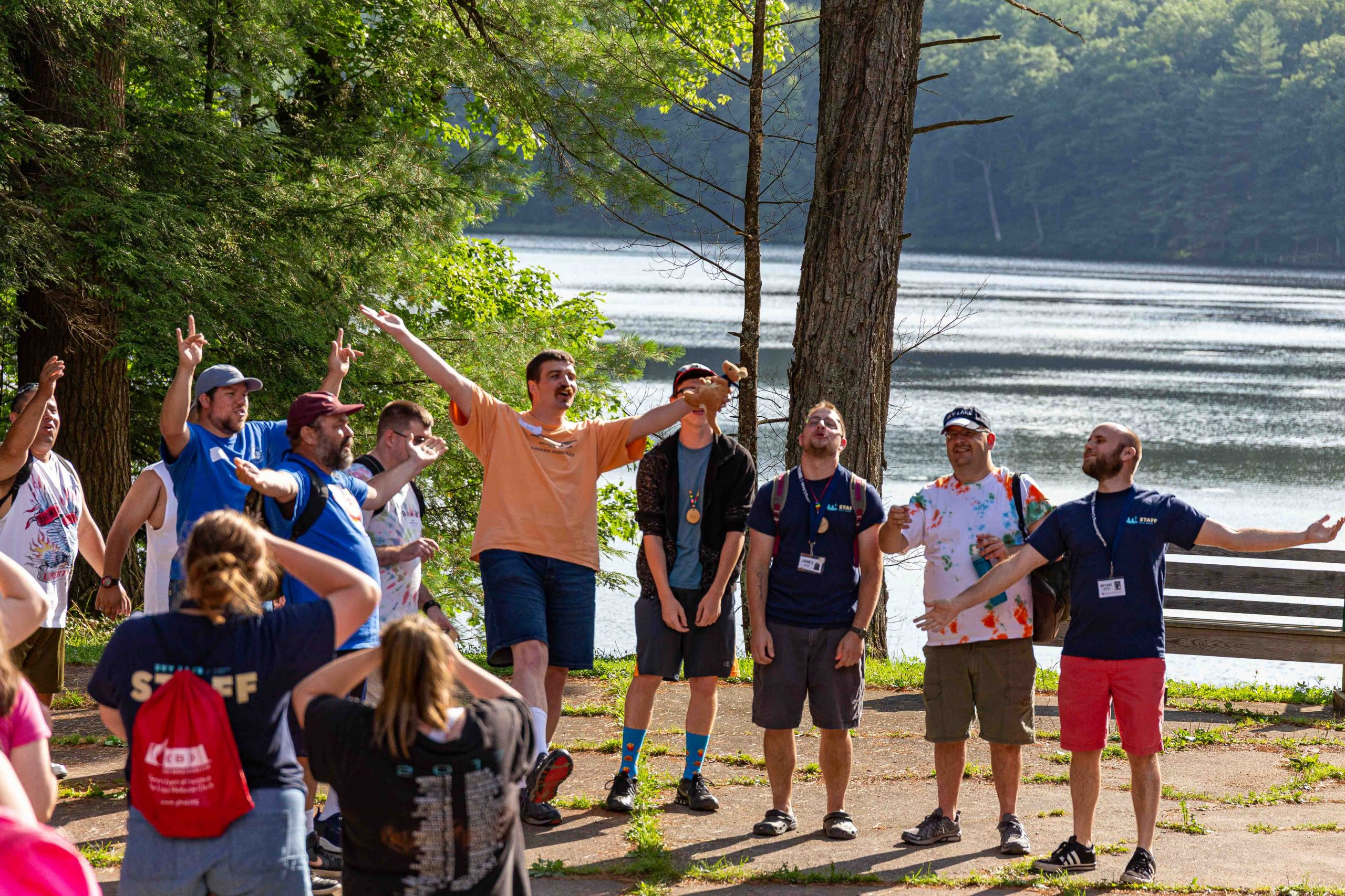 Campers and staff excited for summer camp 2021